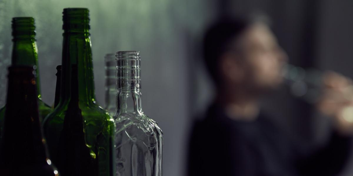 إضرار إدمان الكحول