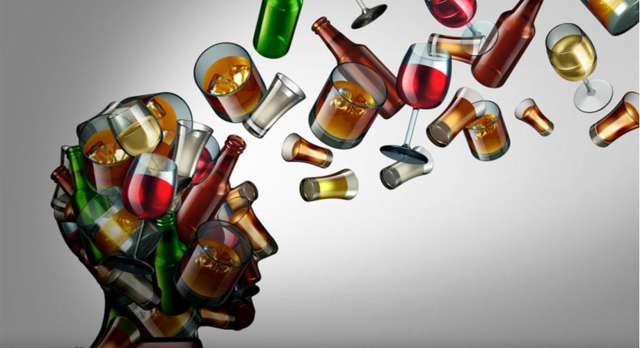 علاج إدمان الكحول فى مستشفى إشراق