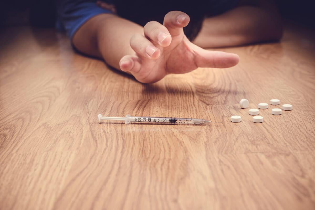 علاج ادمان المورفين بدون ألم