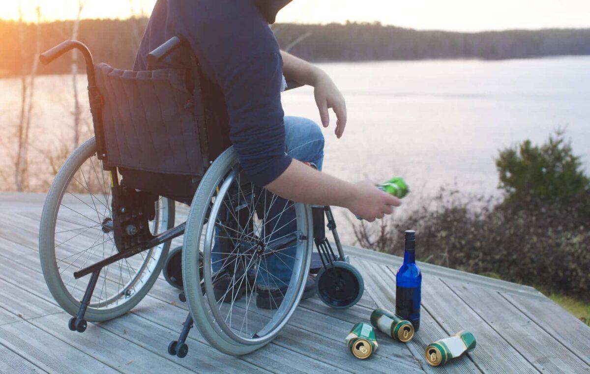 علاج الإدمان على الكحول وذوي الإعاقة