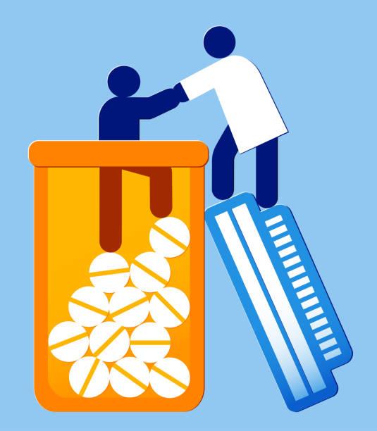 علاج الإدمان وعلاج ادمان المخدرات